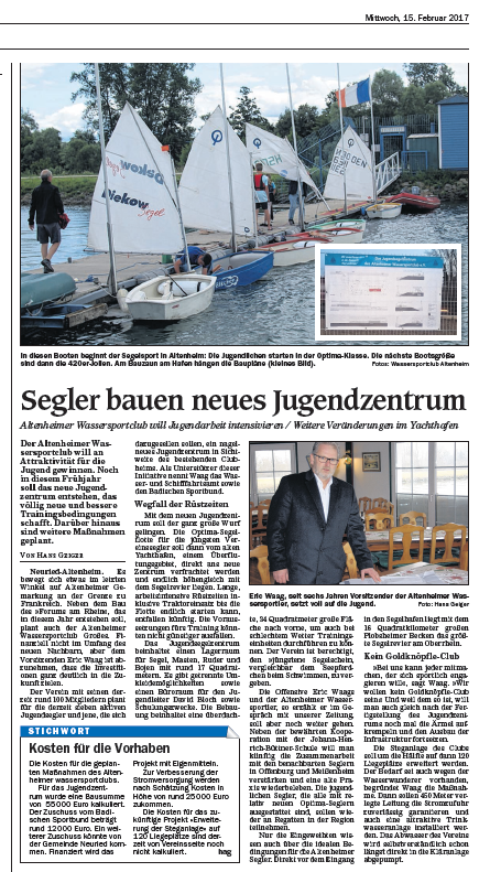 Presse 15.02.2017